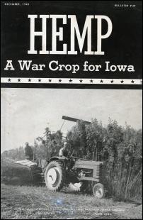 Hemp A War Crop for Iowa
