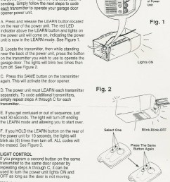 allister garage door opener wiring diagram [ 810 x 1366 Pixel ]