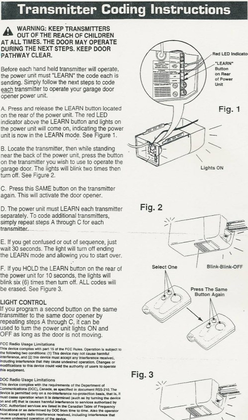 small resolution of allister garage door opener wiring diagram