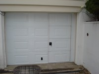 The Stylish and Interesting Walk Through Garage Door Kit ...