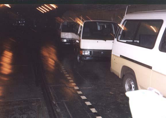 véhicule ligne d6 métro 2 moscou