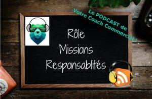 Episode 2 du podcast de Votre Coach Commercial en audio et en vidéo