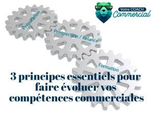 3 principes essentiels pour faire évoluer vos compétences commerciales