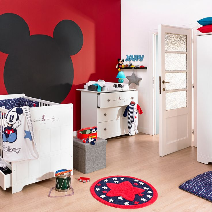 Déco Chambre Mickey Mouse