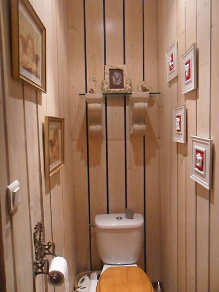 Deco Toilette Carrelage