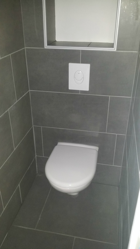 Toilette Idee Deco