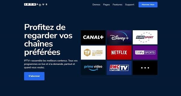 iptvplus parmis les meilleurs sites d'abonnement IPTV