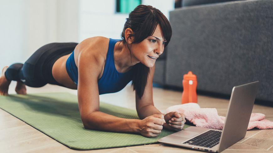 Les meilleurs sites et applications de sport à la maison