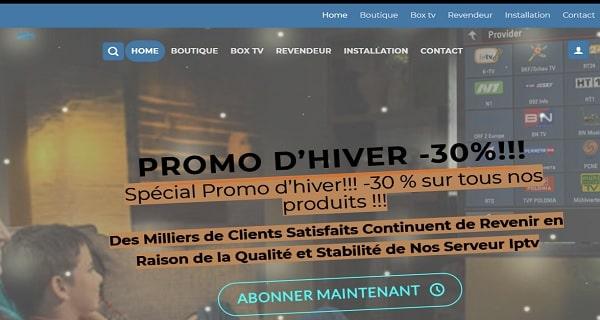 Iptv France Pro dans les meilleurs sites d'abannement iptv en France