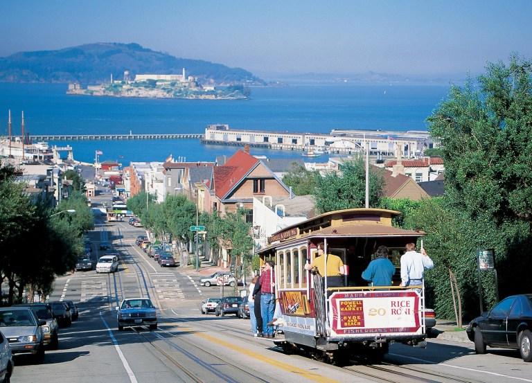 Mon imprégnation de l'esprit de San Francisco …