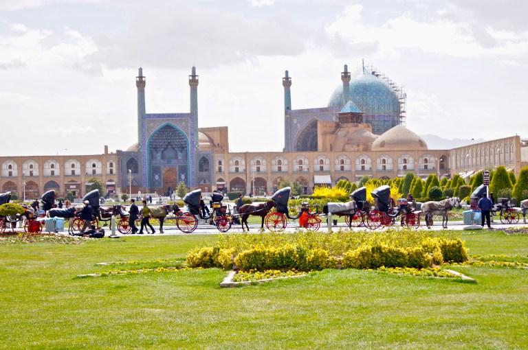 À la découverte des richesses de l'Iran
