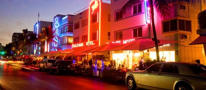 On va aussi à Miami pour son esprit Art Deco