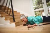 Chutes chez les seniors
