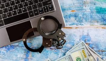 Cyberarnaque à l'avance de frais