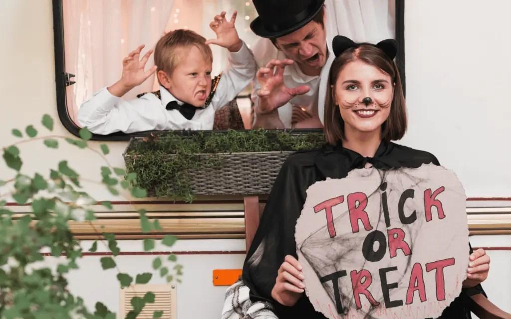 Halloween – Bonbons sans péril