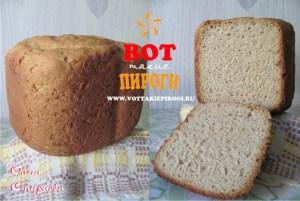 хлеб ржаной на кефире