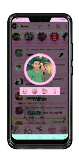 WhatsApp Feminino 2020