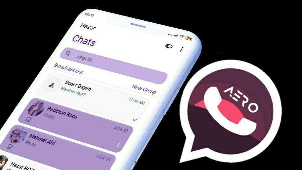 Aero WhatsApp 8.51