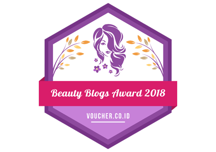 Banners for Beauty Blogs Award 2018