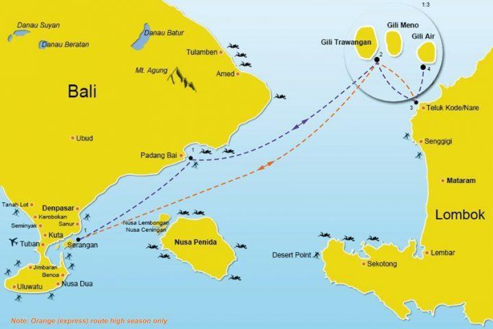 como-chegar-em-gili-islands