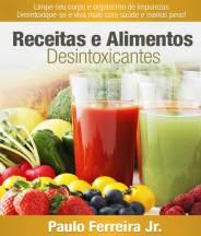 Ebook Receitas e Alimentos Desintoxicantes