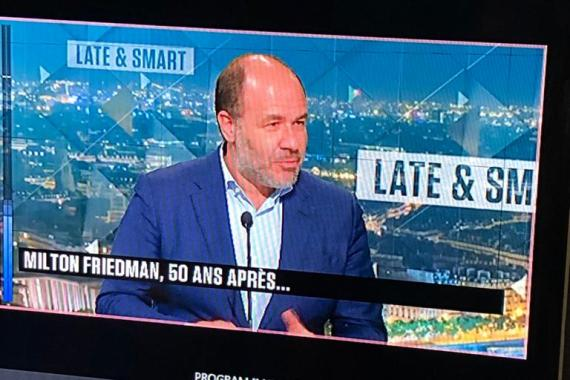 Cyril Benoit Late&Smart Bsmart