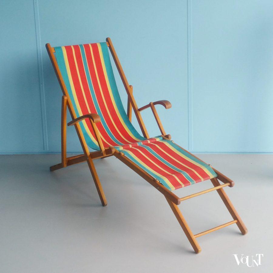 Strandstoel Met Voetensteun.Houten Ligstoel 34 Mooie Zon Zee En Strand Achtergronden