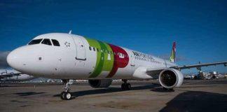 Airbus A321neo da TAP