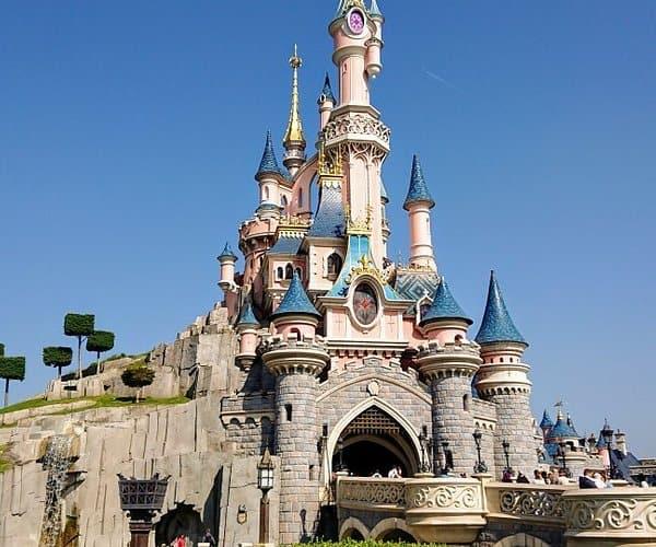 Castelo Disneyland Paris