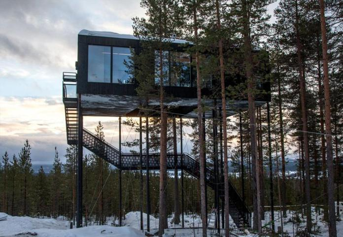 The 7th Room, Treehotel