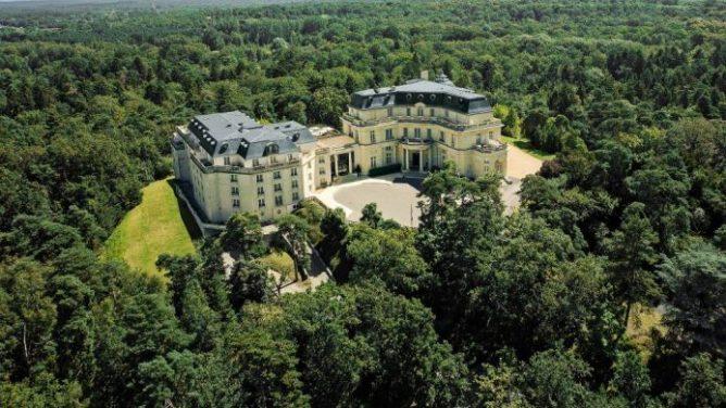 Tiara Château Hotel Mont Royal Chantilly – La Chapelle-en-Serval, França