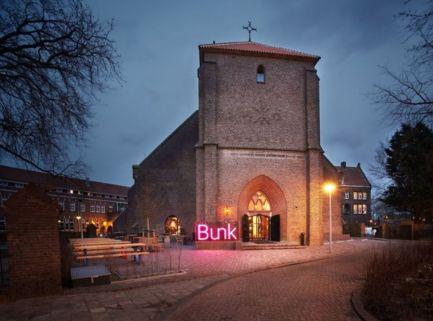Hotéis Bunk- Holanda