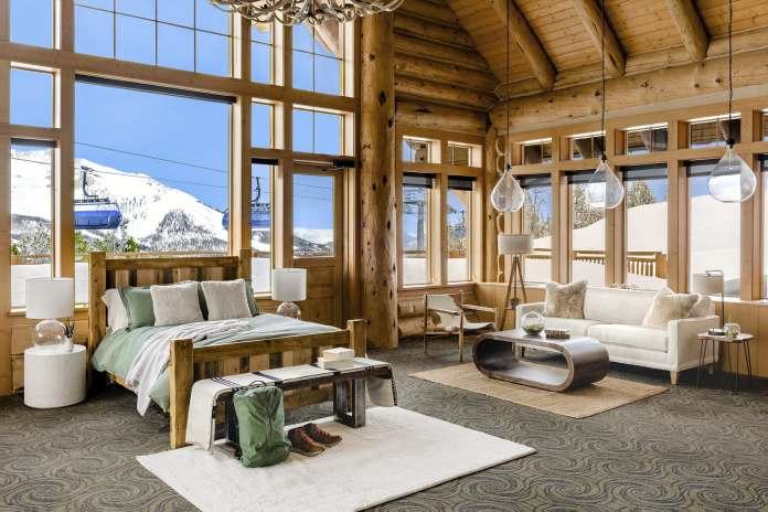 Big Sky Resort Montana, EUA
