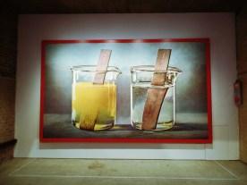 Barbara Kruger, Untitled (Endless War/You will Live Forever), 2006
