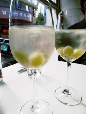 Flying Pan White Garosugil Brunch Cocktails