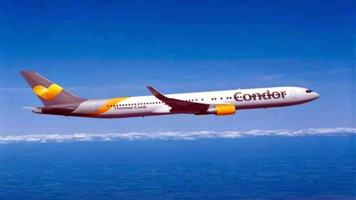 Condor -Thomas Cook Airlines: