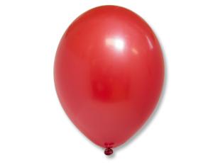Воздушный шарик Пастель Экстра Red