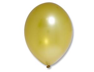 Воздушный шар Металлик Экстра Gold