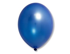 Воздушный шар Металлик Экстра Blue