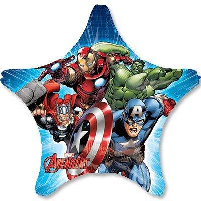 Большая звезда Мстители