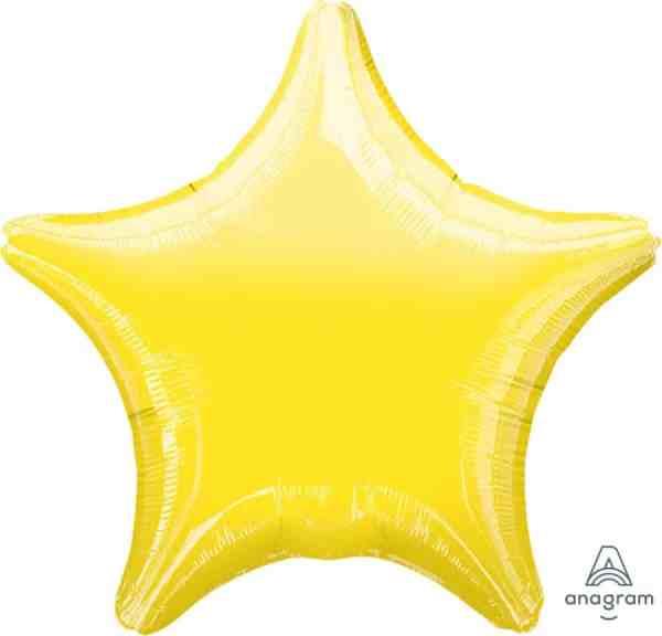 ЗВЕЗДА Металлик Yellow