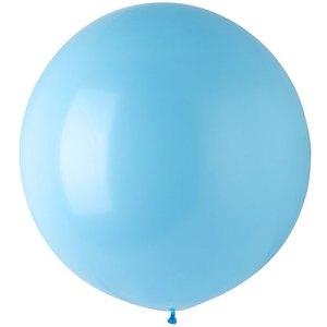 Шар латексный Голубой 70 см