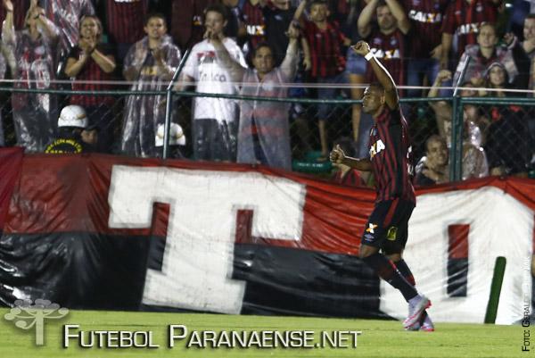 Atletico-PR X Maringa
