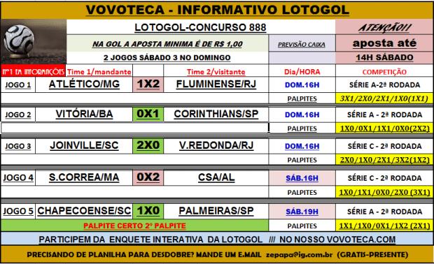 lotogol 888