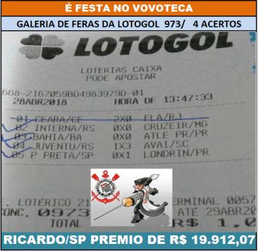 LOTOGOL 973 4AC RENATO
