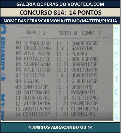814 14p carmona