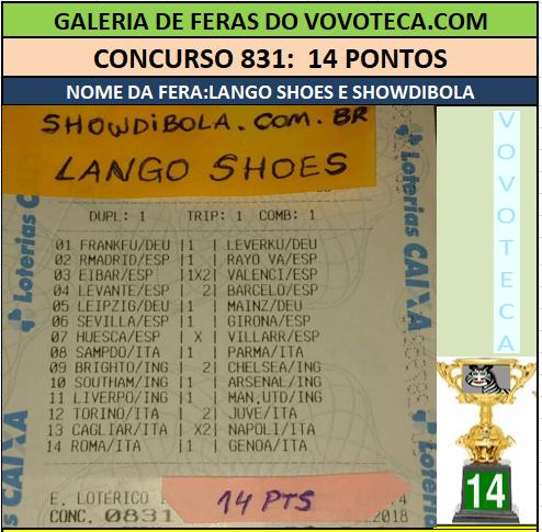 831 14P Lango shoes show dibola1