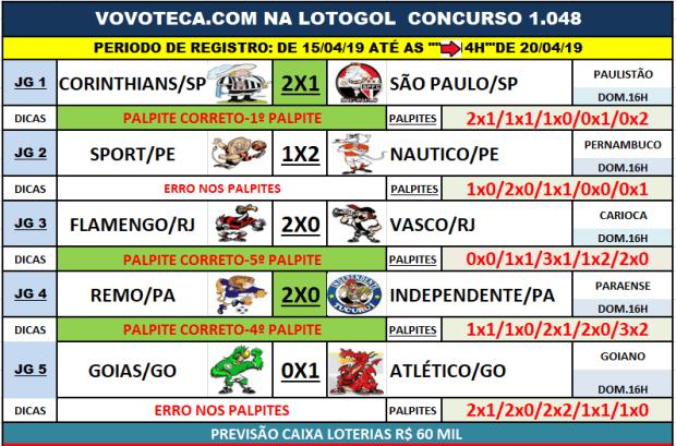 lotogol 1048