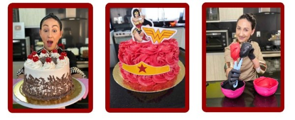 curso de bolo decorado