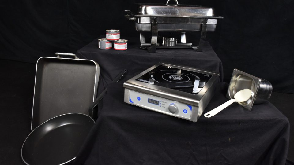 Chafing dish - Plaque induction - Faitout - Bac gastro